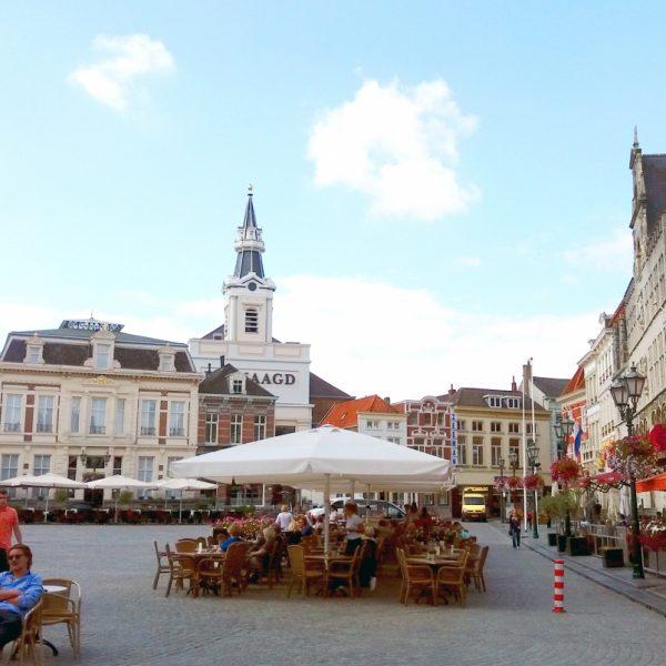 Historisch centrum Bergen op Zoom